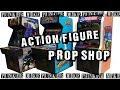Action Figure Prop Shop #8: Mini Arcade Cabinets