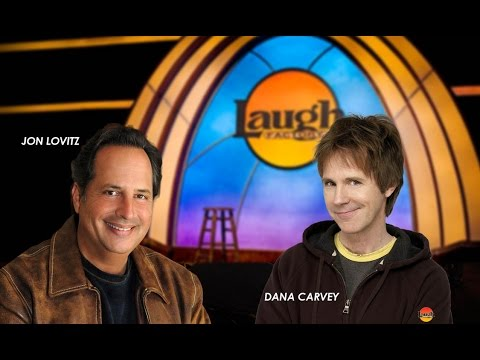 Jon Lovitz & Dana Carvey