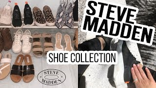 STEVE MADDEN SHOE COLLECTION