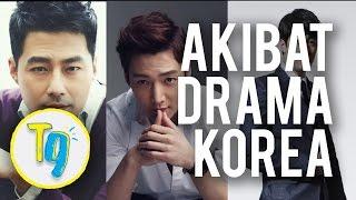 Video 9 Akibat Nonton Drama Korea | T9 #4 download MP3, 3GP, MP4, WEBM, AVI, FLV November 2017