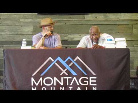 An Interview with Jaimoe - Hosted by Alan Paul (Peach Music Festival 2016)