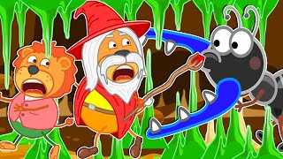 Lion Family Official Channel 🧙 Hobbit #8. Dungeon Master | Cartoon for Kids