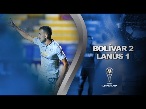 Bolivar Lanus Goals And Highlights