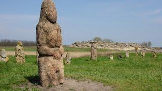 видео Заповедник «Каменные могилы»