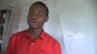 Omanbapa Water Project (Mfantsipim School ) Master Isaac Kontomah