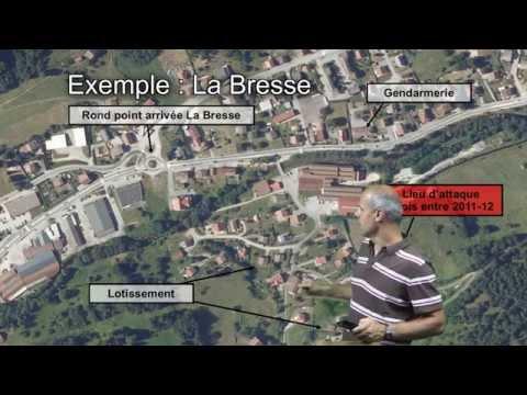 Les lourdes conséquences du retour du loup (version 1) Chevrerie du Brabant