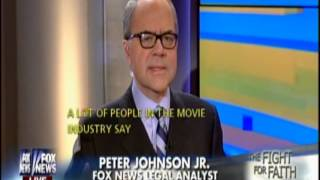Fox News Discusses the Controversy over the Alone Yet Not Alone Movie