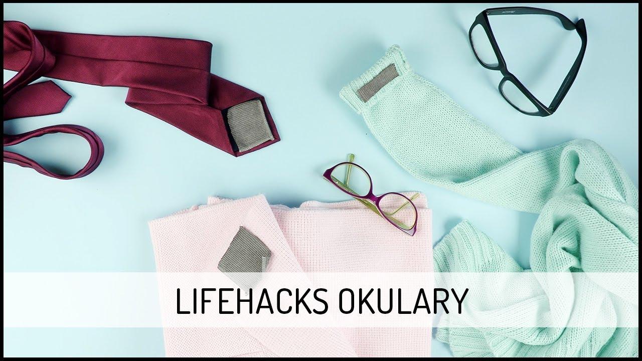 Lifehacks OKULARY | DOMODI TV