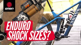 160mm Shock Sizes? | Ask GMBN Anything About Mountain Biking