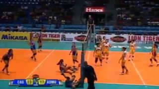 Cagayan vs ADMU SVL 11 All Filipino