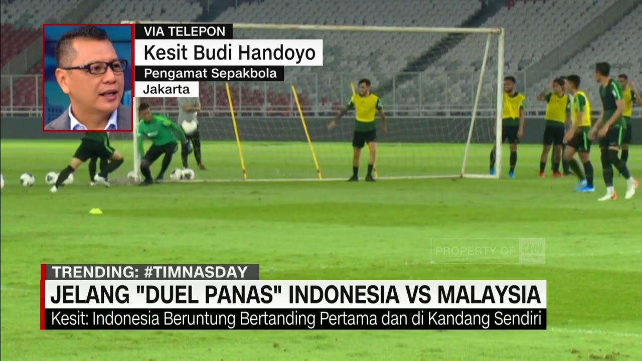 Duel Panas Indonesia Vs Malaysia Di Mata Pengamat Sepak Bola