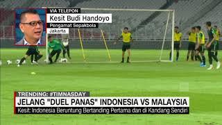 'Duel Panas' Indonesia Vs Malaysia di Mata Pengamat Sepak Bola