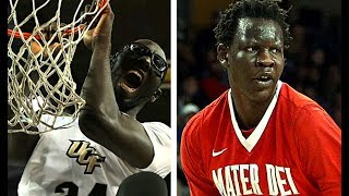 Tacko Fall vs Bol Bol Basketball Highlights Mix