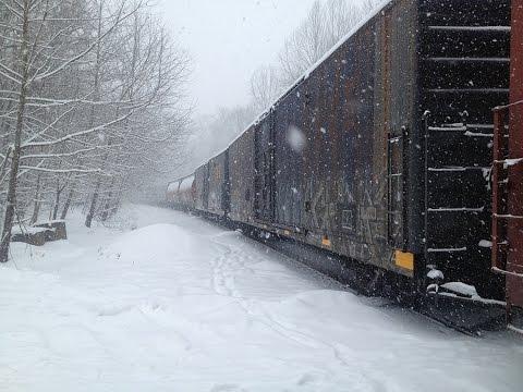 Train crashes into car stuck on tracks in Ellicott City