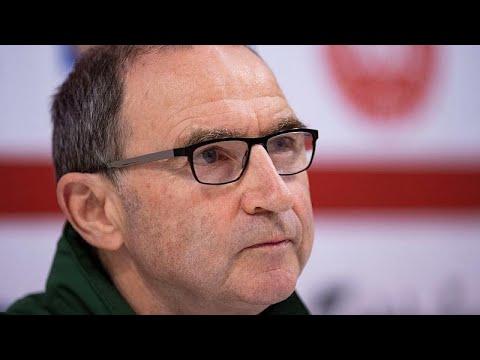Irlanda perde paciência com Martin O`Neill