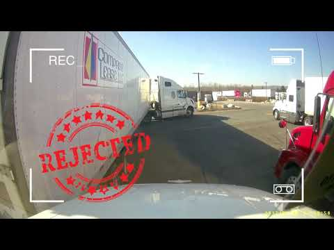 EagleEye 1440P HD Trucker Dash Cam Video At Raney's