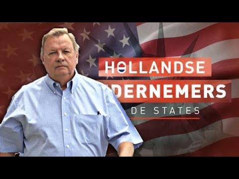 Nederlander mega-succesvol in Amerika - HOLLANDSE ONDERNEMERS