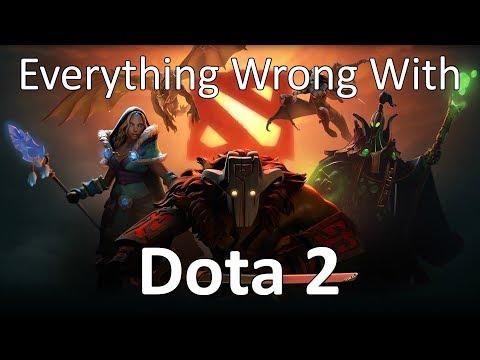 Everything Wrong With Dota 2 thumbnail
