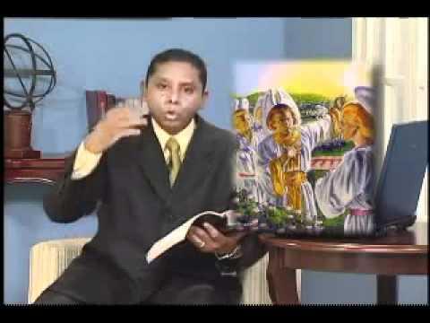 2. Los Simbolos de las profecias - EL GRAN CONFLICTO - Pr. Luís Gonçalves