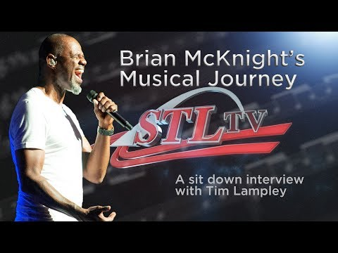 Brian McKnight's Musical Journey: a sit down interview with Tim Lampley