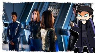 Geek Breakdown : Let's rage about Star Trek Discovery