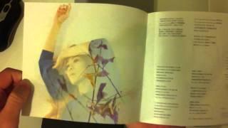 蔡健雅 (天使與魔鬼的對話) 专辑包装 album unboxing 2013