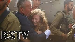 Activista Palestina Liberada en Israel después de 8 meses de Calvario
