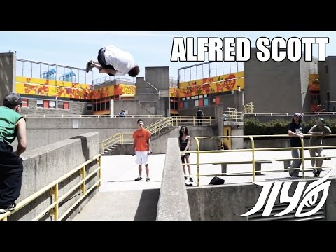 Alfred Scott - Another Level