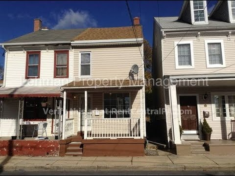 Central PA Homes for Rent 2BR/1BA by Lehman Property Management