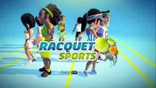 Racquet Sports PS3  Move Game Gameplay Showcase EP1