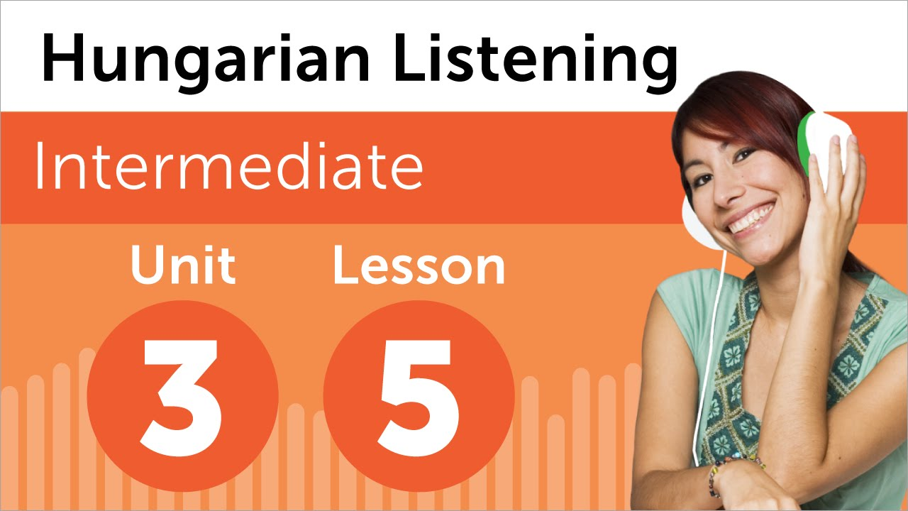 Hungarian Listening Practice - Where in Hungary Did You Lose Your Wallet?