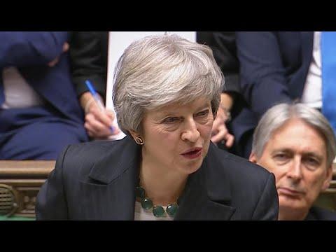 U.K. leader faces huge backlash over Brexit plan