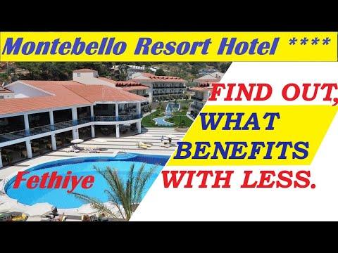 Montebello Resort Hotel 4 stars./Fethiye 2017.