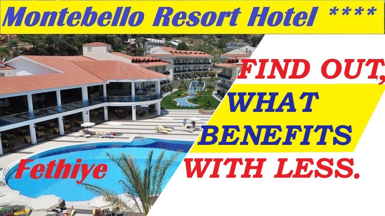 Montebello Resort Hotel  Stars Fethiye