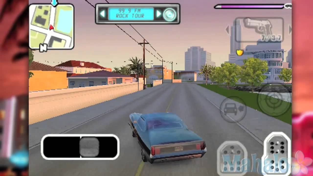 Gangstar: Miami Vindication for iPhone