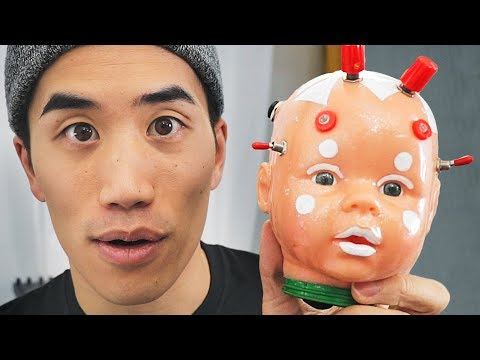 Someone mailed me the FREAKIEST instruments! | Andrew Huang