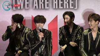 Download lagu 190601 Pressconference MONSTA X World Tour We Are Here in Bangkok