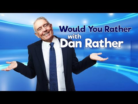 Ellen Show vs. Would You Rather with Dan Rather