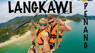 MALAYSIAN adventures | What to do in LANGKAWI and PENANG