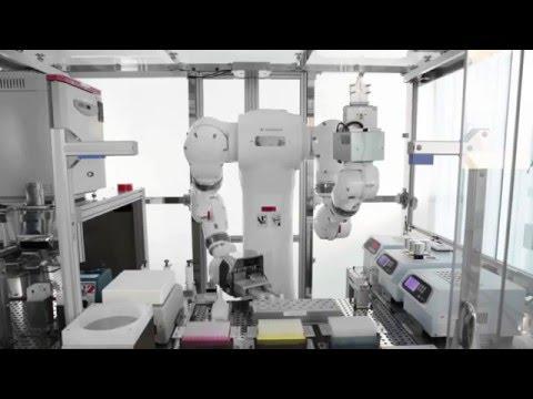 Robot Yaskawa Motoman Clean Room