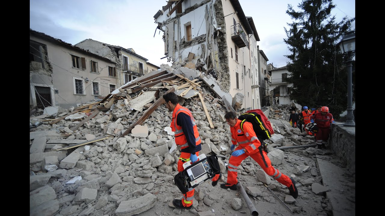 Italy's Earthquake Rescuers Ask Locals To Unlock Wi-Fi To ... |Italian Earthquake