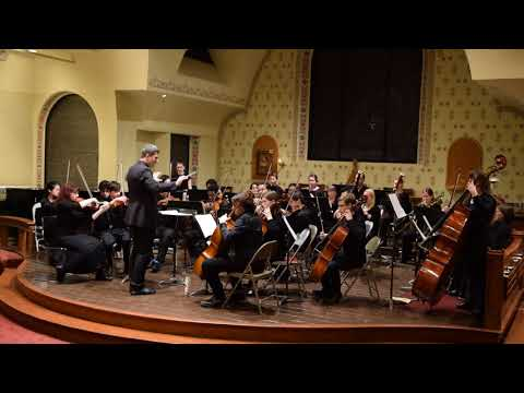 Bloomingdale School of Music 2018-01-19 Ensembles Concert