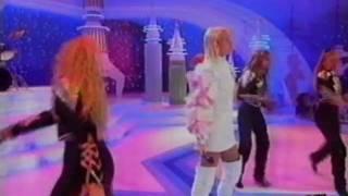 Xuxa canta Luna de Cristal en Xuxa Park!