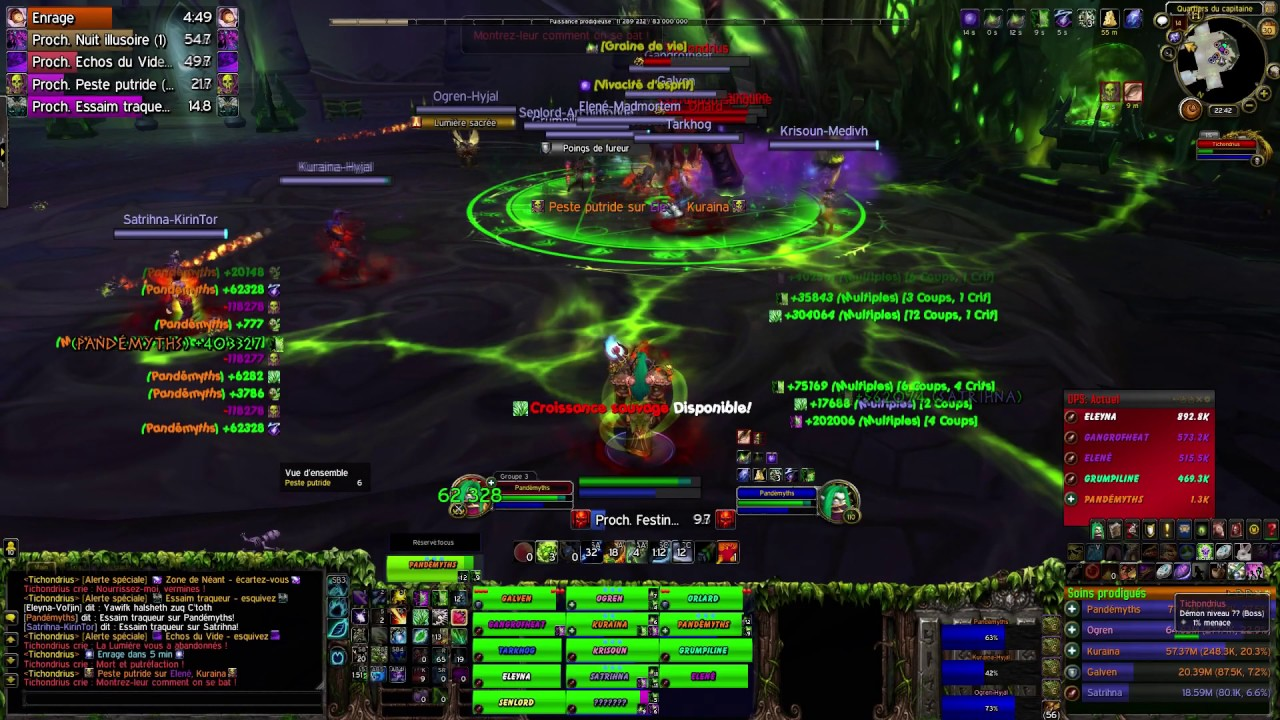 healbot wow legion