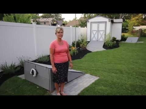 Home Turf Yard And Home Maintenance LLC Paver & General Landscape Job Backyard Testimonial