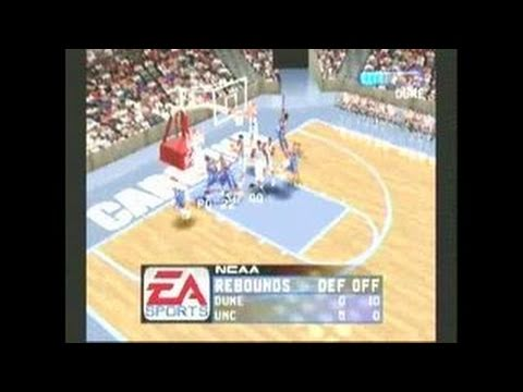 Ncaa March Madness 2001 Playstation Gameplay_2000_10_17_2