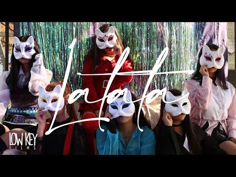 DEAR MASK (Dance Cover)   (G)-IDLE - LATATA