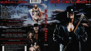 WWE BackLash 2008 Theme Song Full+HD
