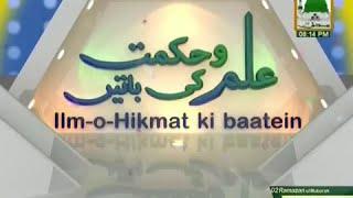 Ilm o Hikmat Ki Baatein Ep#03    Ramadan Kay Rozon Ki Hikmat Kia Hai   Mufti Fuzail Raza Attari