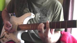Guitar Lesson - Silverchair - Tomorrow